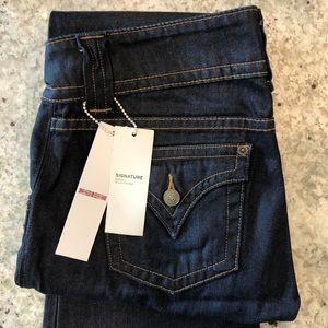 NWT Hudson Signature Bootcut Jeans